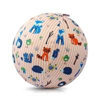 Akcija! Bubabloon lateksa balons ar auduma pārvalku, Animal Stripes Pink 040390