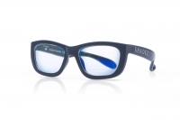 Akcija! SHADEZ Blue Light Grey Teeny bērnu brilles digitālajām ierīcēm, 7-16 gadi SHZ 114