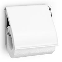 BRABANTIA tualetes papīra turētājs, White 414565