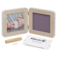 Baby Art Print Frame My baby Touch  komplekts mazuļa pēdiņu/rociņu nospieduma izveidošanai, wood 3601091300