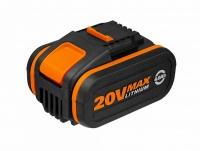 Akumulators Li-ion 20V / 4,0Ah. WORX WA3553, Worx