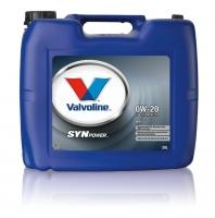 motor oil SYNPOWER MST C5 0W20 20L, Valvoline