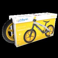 Akcija! Chillafish BMXie līdzsvara velosipēds, dzeltena, no 2 līdz 5 gadiem CPMX01YEL