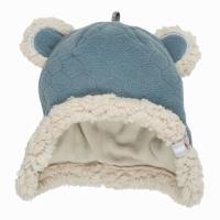 Lodger Hatter BotAnimal cepure, 6-12 mēn., Ocean HT 589_6-12