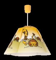 Rabalux Leon griestu lampa, bērnu istabai 4568