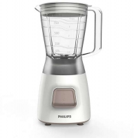PHILIPS Daily Collection blenderis, 1.25l (balts) HR2052/00