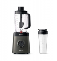 PHILIPS Avance Collection blenderis, 2L (melna) HR3664/90