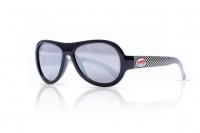 Akcija! SHADEZ Rapid Racer Black Junior bērnu saulesbrilles, 3-7 gadi SHZ 21