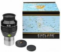 Explore Scientific, 82° 8.8 mm (1.25'') okulārs