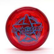 YoYoFactory YO-YO SPINSTRAR iesācējiem/ar iemaņām, sarkans YO 444