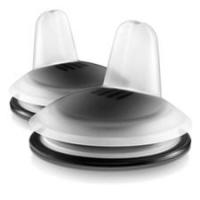 Izpārdošanas cena! Philips Avent mīkstie snīpīši krūzītēm Premium 6M+, 2 gab. SCF252/01