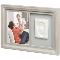 Baby Art Tiny Touch komplekts mazuļa pēdiņu/rociņu nospieduma izveidošanai, stormy 3601091400