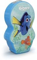 "(V) Izpārdošanas cena! Philips Disney ""Finding Dory"" LED nakts lukturītis 7176735PO"