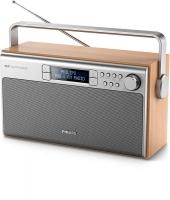 Jaunums! PHILIPS Portatīvais radio AE5220/12