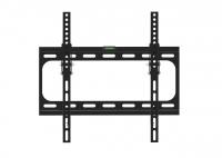 Opticum TV stiprinājums pie sienas 23-55collas, līdz 30kg, melns Mirage Plus
