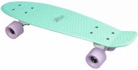 Akcija! No Rules Skateboard fun skrituļdēlis MINT-PURBLE AU 354