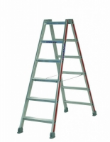 Stalažu kāpnes SC 40 2x6 4024, Hymer