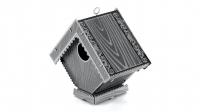 Juguetronica MOCK UP FOR BIRDS 3D metāla konstruktors Putnubūris MMS039