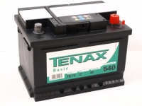 Akumulators TENAX BASIC 12V 60Ah 540A (EN) 242x175x175 0/1