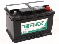 Akumulators TENAX BASIC 12V 74Ah 680A (EN) 278x175x190 0/1