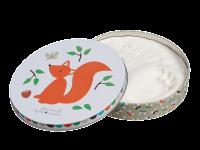 Baby Art Magic Box komplekts mazuļa pēdiņu/rociņu nospieduma izveidošanai, Squirrel 3601091000