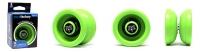 YoYoFactory YO-YO VELOCITY 21. gadsimta rotaļlieta iesācējiem ar iemaņām, zaļš YO 380
