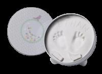 Baby Art Magic Box komplekts mazuļa pēdiņu/rociņu nospieduma izveidošanai, confetti 34120145