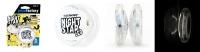 YoYoFactory YO-YO NIGHTSTAR LED rotaļlieta iesācējiem, balts  (baterijas k-tā) YO 247