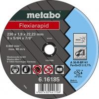 Griezējdisks metālam 230x1,9x22,23 mm, nerūs. tēraudam, Metabo