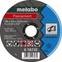 Griezējdisks metālam 125x2,5x22 mm, Metabo