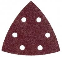 Smilšpapīrs P80, 5 gab. DSE 300 / MT 18 LTX, Metabo