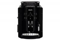 KRUPS Espresso kafijas automāts Roma, 15 bar, melna/hromēta EA8108