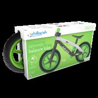 Akcija! Chillafish BMXie līdzsvara velosipēds, zaļa, no 2 līdz 5 gadiem CPMX01LIM