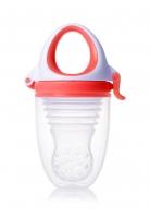 Akcija! Kidsme Food Feeder Plus bērna ēdināšanas ierīce no 6 mēn, Passion 160361PA