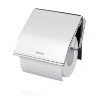 BRABANTIA tualetes papīra turētājs, Brilliant Steel 414589