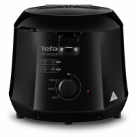 TEFAL frī pagatavošanas ierīce 1.2l, melns FF230