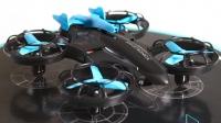 Akcija! Juguetronica RACING DRONES GAME dronu komplekts diviem spēlētājiem JUG0306