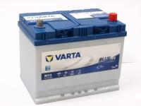Akumulators VARTA Blue Dynamic EFB N72 12V 72Ah 760A(EN