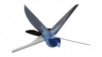 (V) Izpārdošanas cena! Juguetronica ROBOTIC BIRD lidojošais putns ar vadības pulti JUG0220