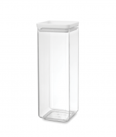 Jaunums! BRABANTIA kārba kantaina 2,5L, light grey 122545