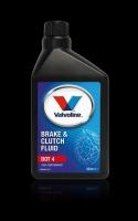 Bremžu un sajūga šķidrums Brake & Clutch Fluid DOT 4 500 ml, Valvoline