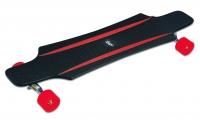 Akcija! No Rules PP-FLEX Longboard skrituļdēlis, ABEC 7 (melns/sarkans, zils/zaļš) AU 245