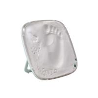 Baby Art Hello Baby Crystallin komplekts mazuļa pēdiņas/rociņas nospieduma izveidošanai 3601091800