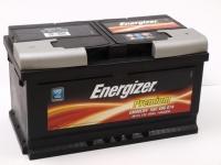 Akumulators ENERGIZER Premium EM80-LB4 = F17 12V 80Ah 740A(EN