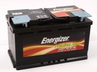 Akumulators ENERGIZER PREMIUM AGM = F21 12V 80Ah 800A(EN
