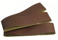 Slīpēšanas lentes 100x915mm, G80, 3 gab. BTS 800 / 900, Scheppach