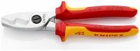 Vadu griežšanas stangas  D20mm/70mm2 VDE, Knipex