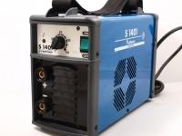 MMA metināšanas iekārta invertors CEMONT S1401.1 230V, 5-130A IZPĀRDOŠANA