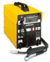 MIG MAG metināšanas pusautomāts D-MIG 235AC 1x230V, 32-120A, ar pulverstiepli vai aizsarggāzi