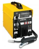MIG MAG metināšanas pusautomāts D-MIG 265AC 1x230V, 35-145A, ar pulverstiepli vai aizsarggāzi
